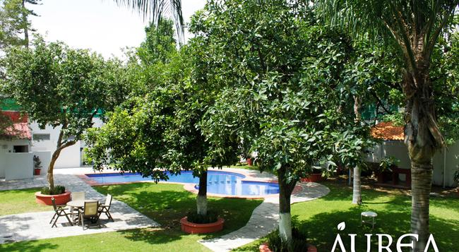 Aurea Hotel and Suites - Guadalajara - Pool