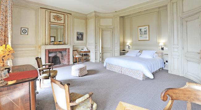 Hôtel Villa Navarre - Pau - Bedroom