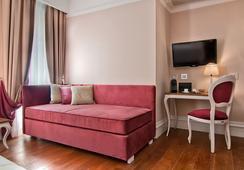 Infinity Hotel Roma - โรม - ห้องนอน