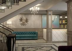 Evropa Hotel - บิชเคก - เลานจ์