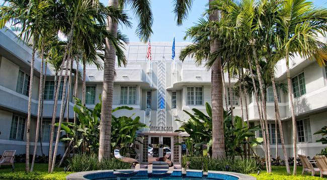 SBH South Beach Hotel - Miami Beach - Building