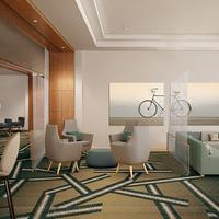 Copenhagen Marriott Hotel Lobby