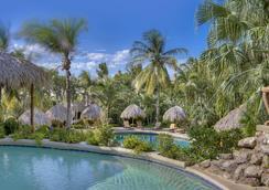 Jardín del Edén Boutique Hotel - Adults Only - ทามารินโด - สระว่ายน้ำ