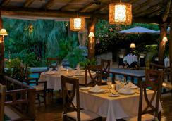 Jardín del Edén Boutique Hotel - Adults Only - ทามารินโด - ร้านอาหาร