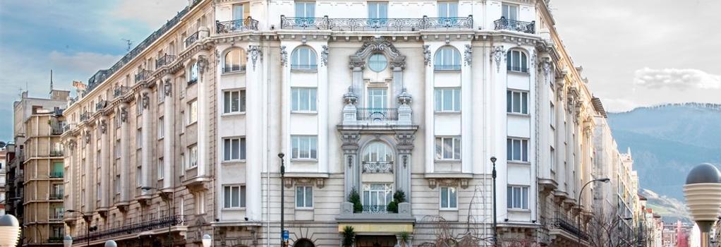 Hotel Carlton - Bilbao - Building