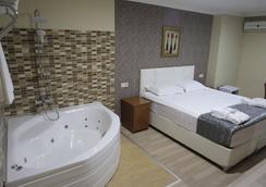 Sahil Butik Hotel - อิสตันบูล - ห้องนอน