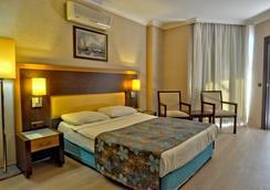 Sultan Sipahi Resort Hotel - อลันยา - ห้องนอน