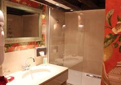 Hôtel De La Bretonnerie - ปารีส - ห้องน้ำ
