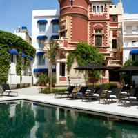 Hotel Medium Sitges Park Exterior
