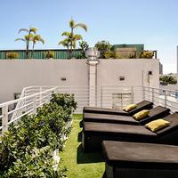 Posh South Beach Hostel, a South Beach Group Hotel Sundeck