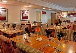 Britannia Hotel Leeds - ลีดส์ - ร้านอาหาร