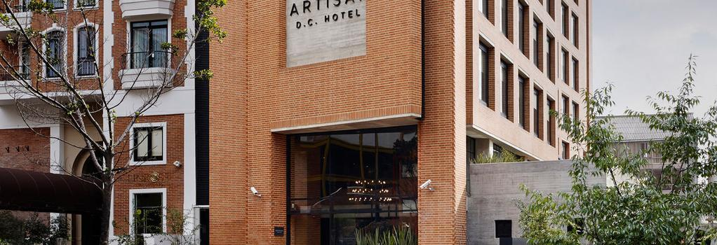 The Artisan D C Hotel Autograph Collection - Bogotá - Building