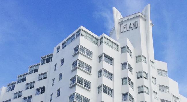 Delano - Miami Beach - Building