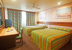 Hotel Marlowe - เม็กซิโกซิตี้ - ห้องนอน