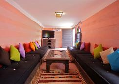Riad Dar Radya - มาราเกช - ห้องนั่งเล่น