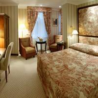 Swiss Hotel Guestroom