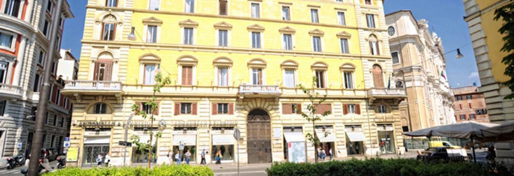 Inn Rome Rooms & Suites - Rome - Building