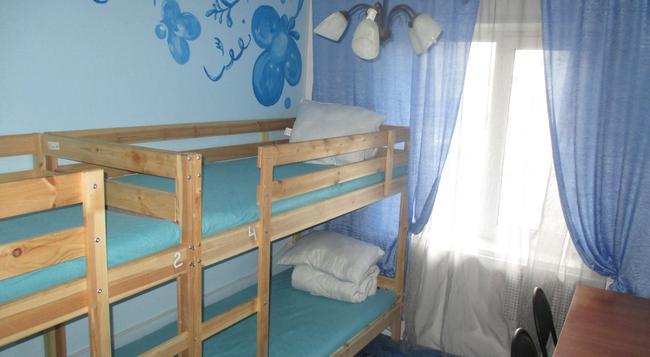 Matershka City Hostel - Krasnoyarsk - Bedroom
