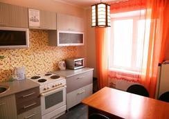 Matershka City Hostel - คราสโนยาสก์ - ห้องครัว