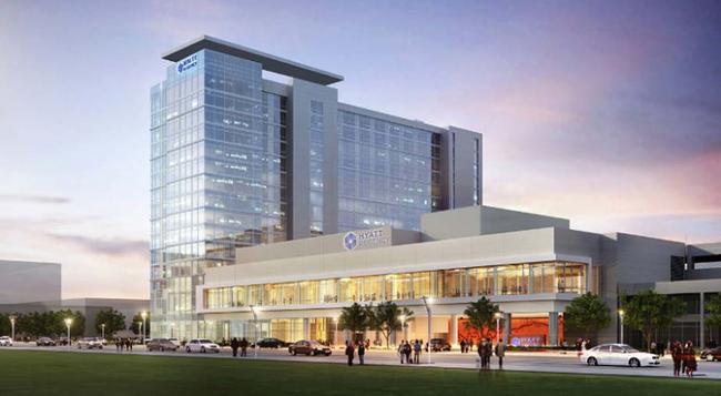 Hyatt Regency Houston Galleria - Houston - Building