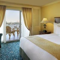 Cairo Marriott Hotel and Omar Khayyam Casino Deluxe Nile View Room