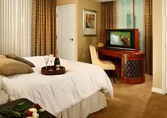 Luxury Suites International At The Signature - ลาสเวกัส - ห้องนอน