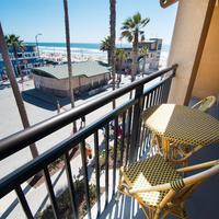 Ocean Park Inn Balcony