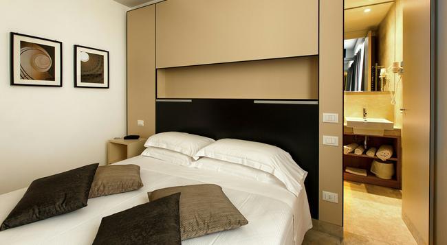 Hotel Smeraldo - Rome - Bedroom