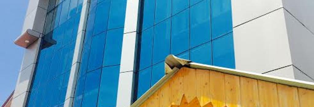 The Hyde Park Inn - Srinagar - Building