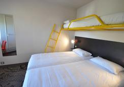 P'Tit Dej-Hotel Limoges Nord - ลิโมจส์ - ห้องนอน