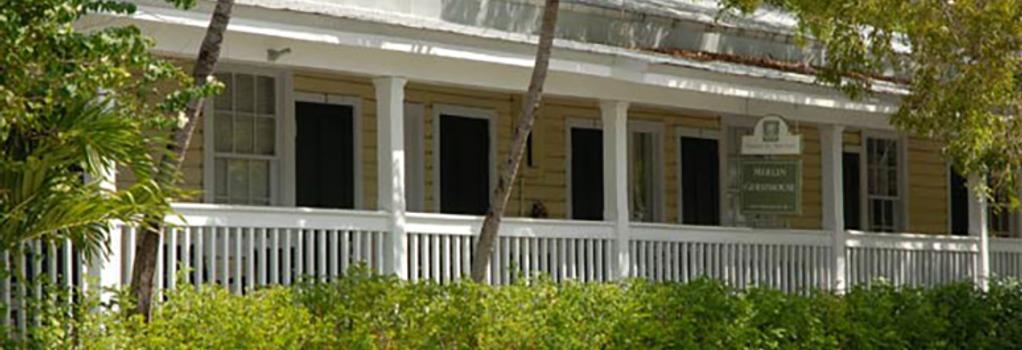 Merlin Guest House - Key West - Key West - Building