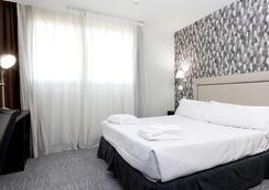 Hotel Dome Las Tablas - มาดริด - ห้องนอน