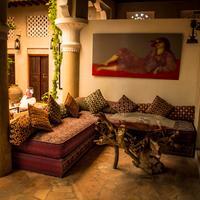 Xva Art Hotel Lobby