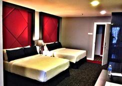 Sani Hotel Kuala Lumpur - กัวลาลัมเปอร์ - ห้องนอน