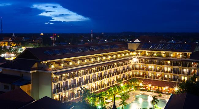 Angkor Paradise Hotel - Siem Reap - Building