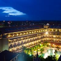 Angkor Paradise Hotel Exterior