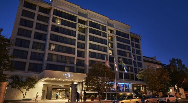 The Embassy Row Hotel - Washington - Building