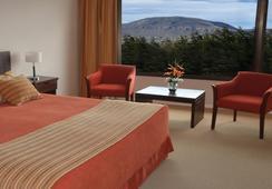 Xelena Hotel & Suites - เอล กาลาฟาเต - ห้องนอน