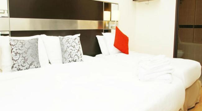 A BEST Seri Bukit Ceylon Serviced Residence - Kuala Lumpur - Bedroom