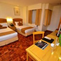 City Garden Suites Manila Guestroom