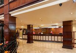 Bayview Park Hotel Manila - มะนิลา - ล็อบบี้