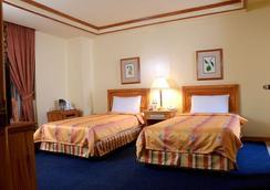 Bayview Park Hotel Manila - มะนิลา - ห้องนอน