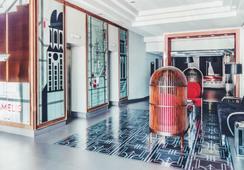 Amelie Hotel Manila - มะนิลา - ล็อบบี้