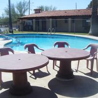 Copper Cactus Inn Outdoor Pool