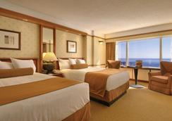 Bally's Atlantic City Hotel & Casino - แอตแลนติก ซิตี้ - ห้องนอน