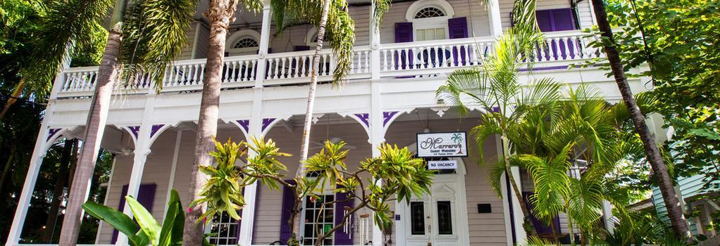 Marrero's Guest Mansion - Key West - Building