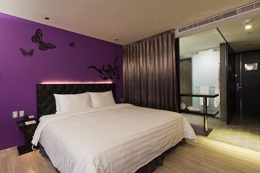 โรงแรม FX ไทเป สาขาถนนหนานจิงตะวันออก - ไทเป - ห้องนอน