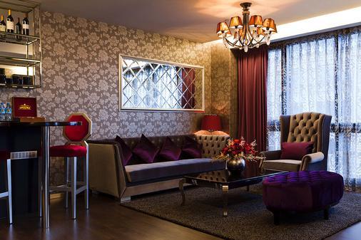 โรงแรม FX ไทเป สาขาถนนหนานจิงตะวันออก - ไทเป - ห้องนั่งเล่น