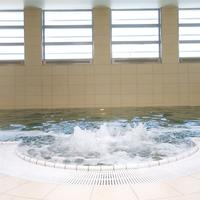 Eurostars Grand Central Indoor Spa Tub