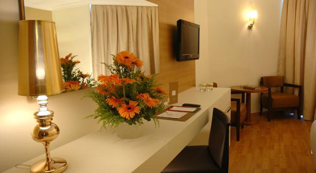 Akka Alinda Hotel - Kemer - Bedroom